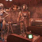 Fallout 4 Дроид 1 где-то на развалинах Бостона
