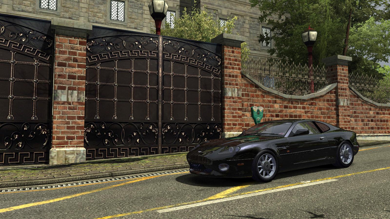 Speed 2020-01-12 20-15-08-289.jpg - Need for Speed: Most Wanted (2005) Aston Martin DB7 Vantage, Автомобиль