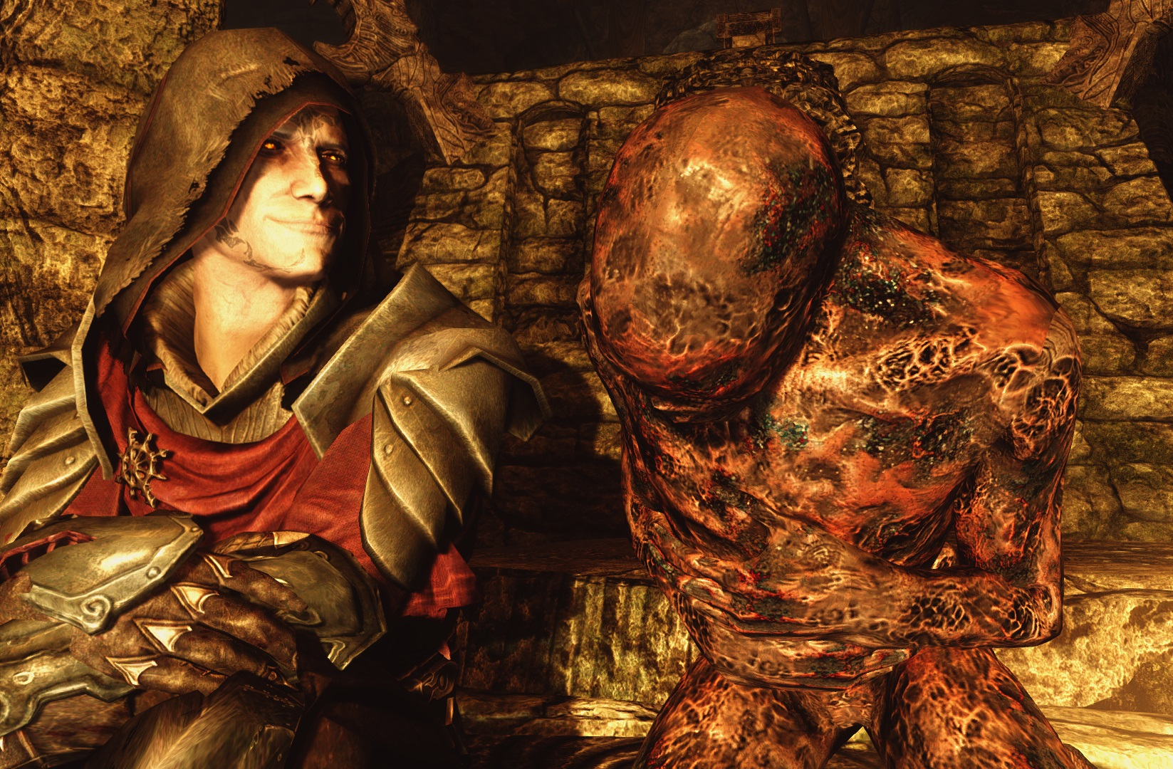 pain - Elder Scrolls 5: Skyrim, the