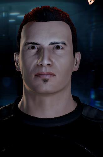 Перенос Рейна - Mass Effect 2