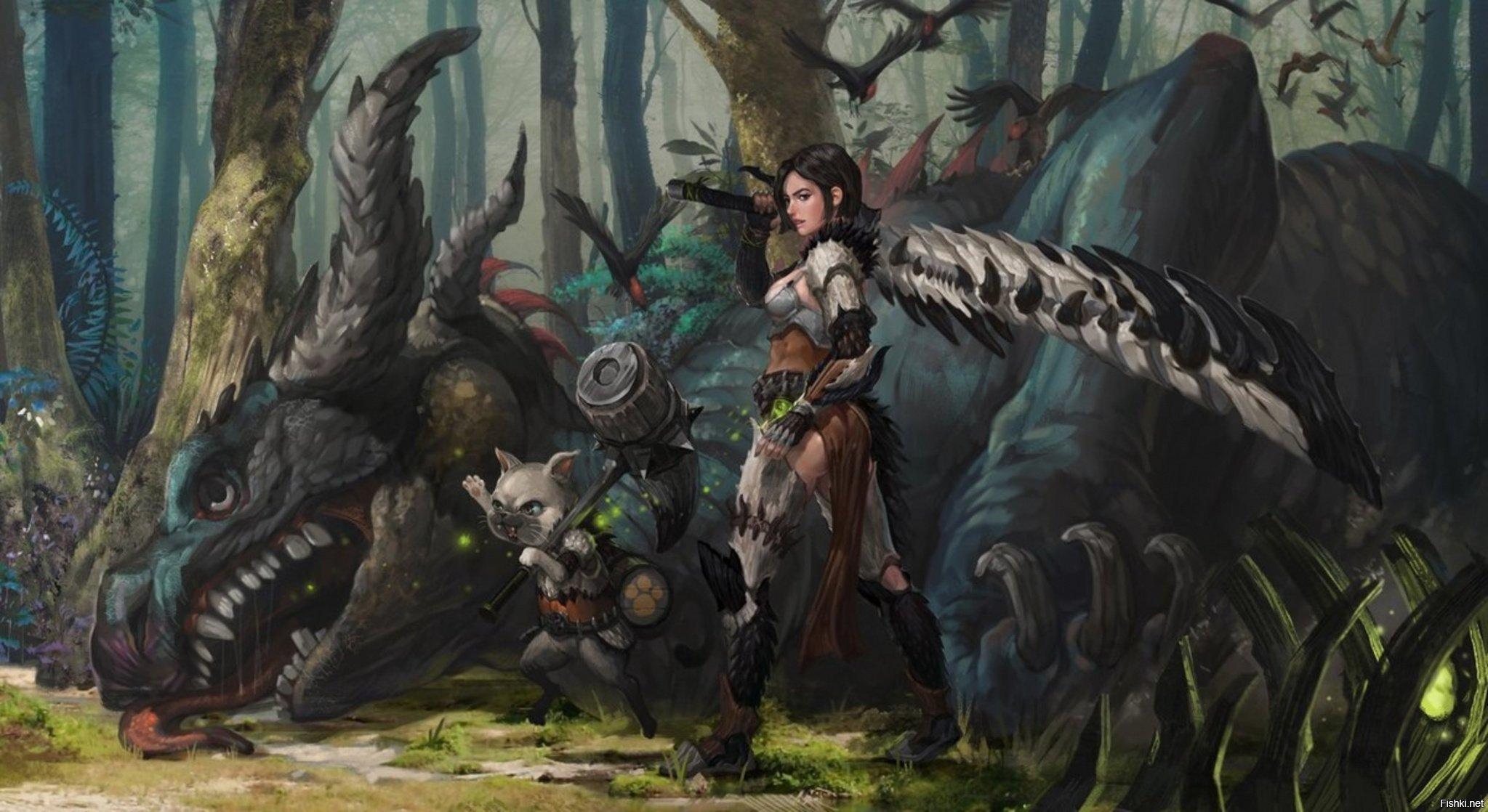 1568893093_monster-hunter-world-art-19.jpg - Monster Hunter: World