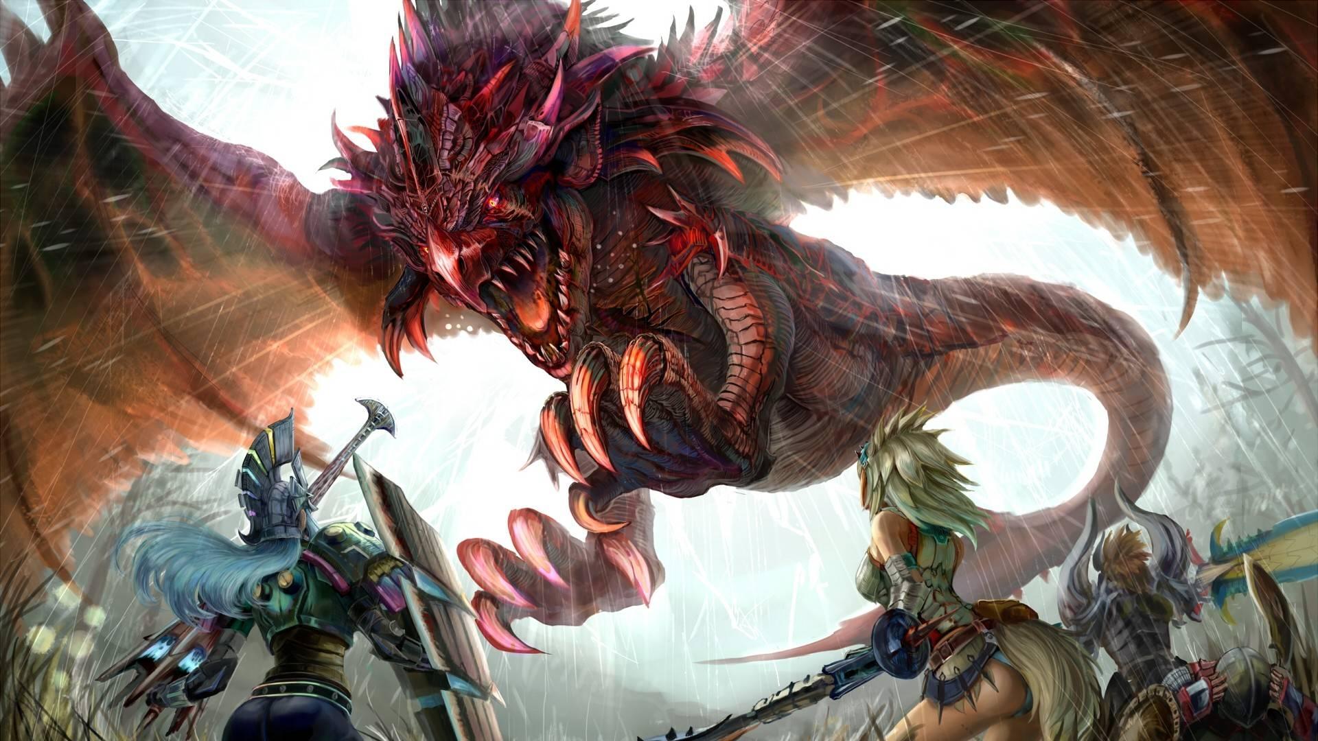 monster-hunter-world-wallpaper-hd-06.jpg - Monster Hunter: World