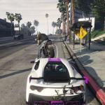 Grand Theft Auto 5 Фак офф!
