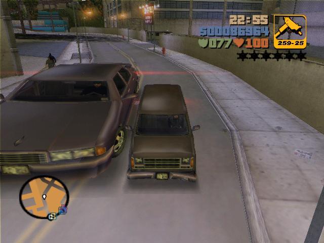 гоп 2 - Grand Theft Auto 3