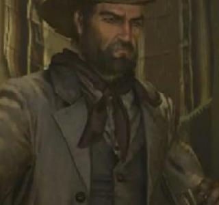 Red Dead Redemption Characters