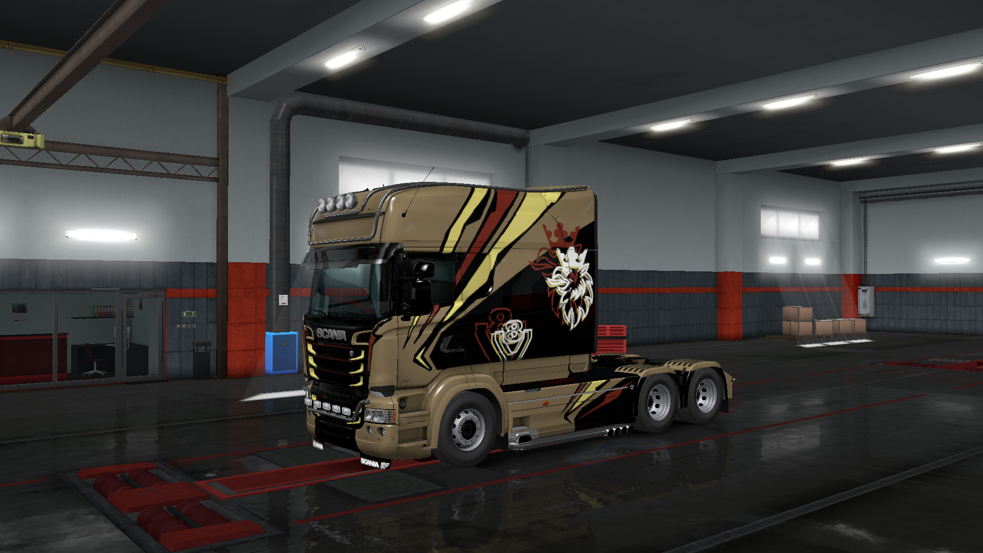 Scania RS Longline Chimera.png - Euro Truck Simulator 2