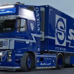 Euro Truck Simulator 2 Volvo FH16 2009 SovTransAvto.su