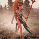 Total War: Warhammer 2 Erotic Alariel 2