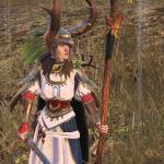 Total War: Warhammer 2 Wood Elf Girl