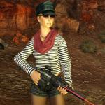 Fallout: New Vegas Бронебойная штурмовая винтовка