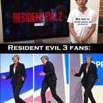 Resident Evil 3: Nemesis Remake incoming