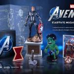 Marvel's Avengers Earth Mightiest Edition