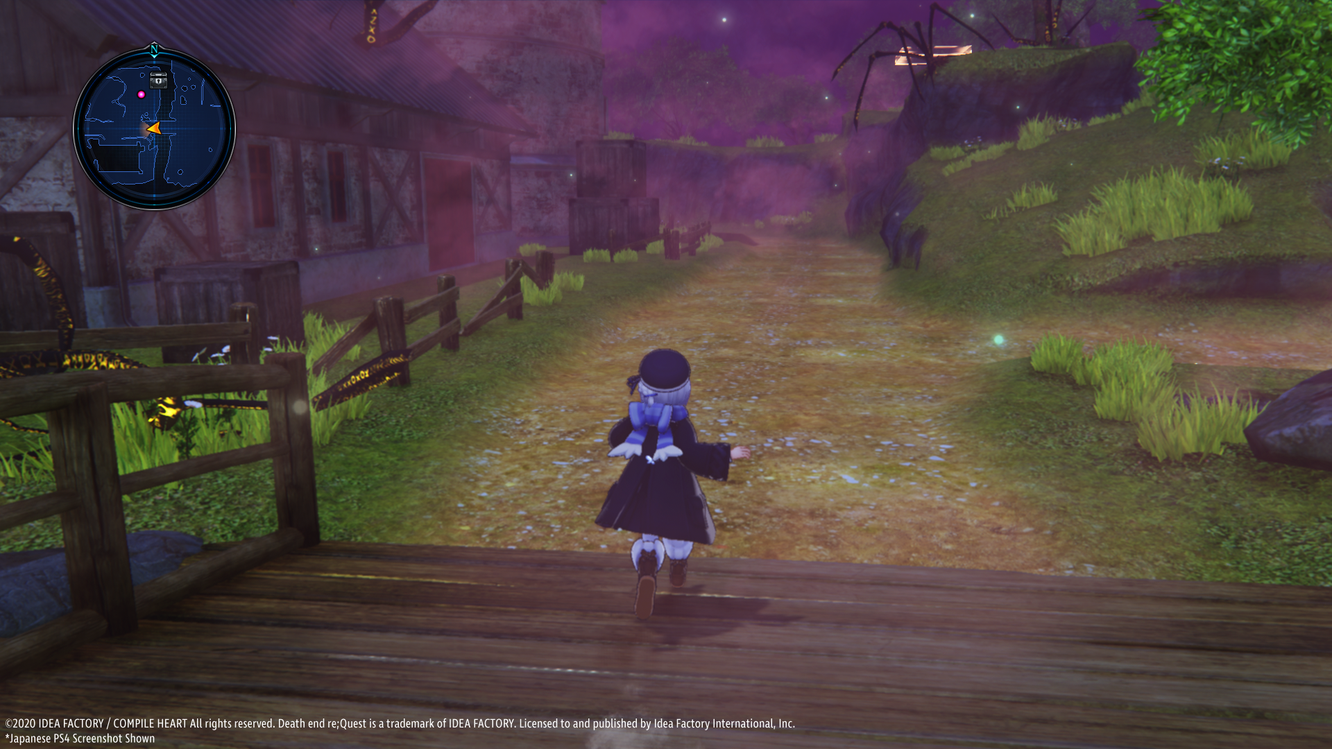 Геймплей - Death end re;Quest 2
