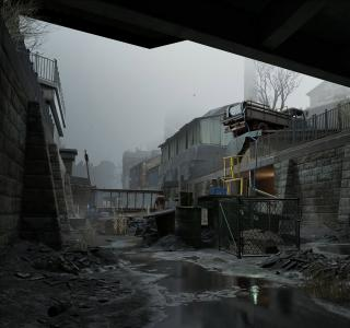 Галерея игры Half-Life: Alyx