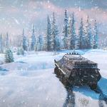 SnowRunner: A MudRunner Game Геймплей