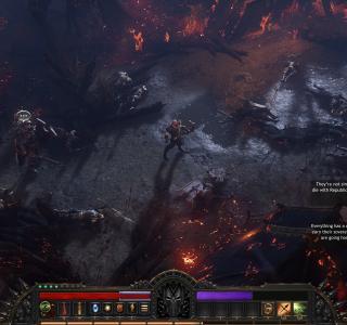 Галерея игры Wolcen: Lords of Mayhem