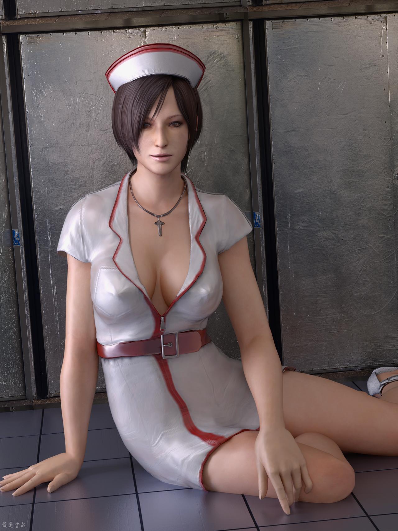 Ада Вонг - Resident Evil 4 Ада Вонг