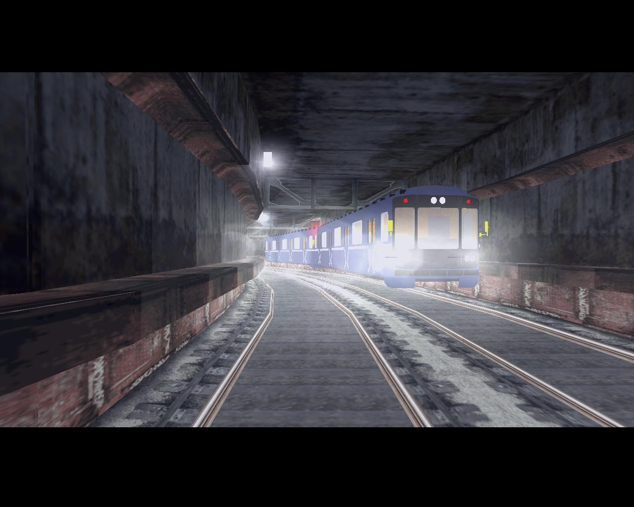 Вагон типа 81-717 2 - Grand Theft Auto 3 Мухосранск