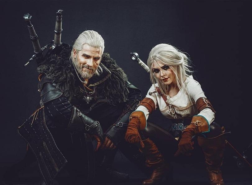 Maul-Cosplay-Sladkoslava-Ciri-Witcher-Персонажи-5784930.jpeg - The Witcher 3: Wild Hunt