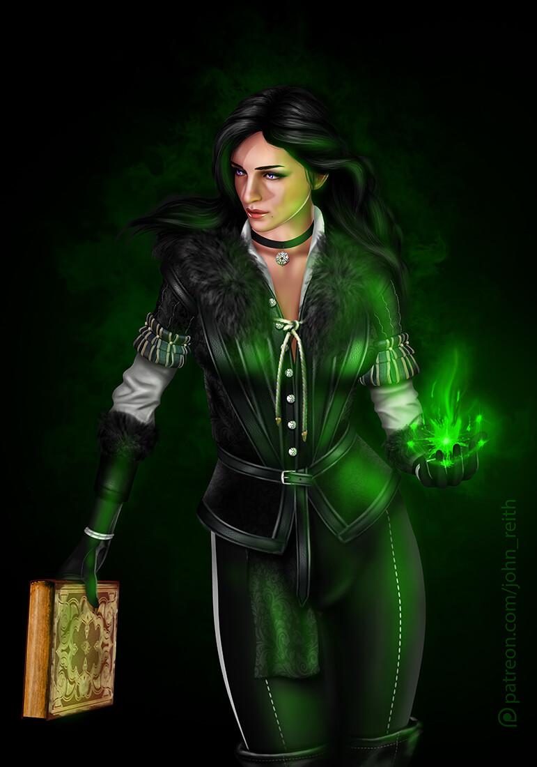 The-Witcher-фэндомы-Йеннифер-Witcher-Персонажи-5790828.jpeg - The Witcher 3: Wild Hunt
