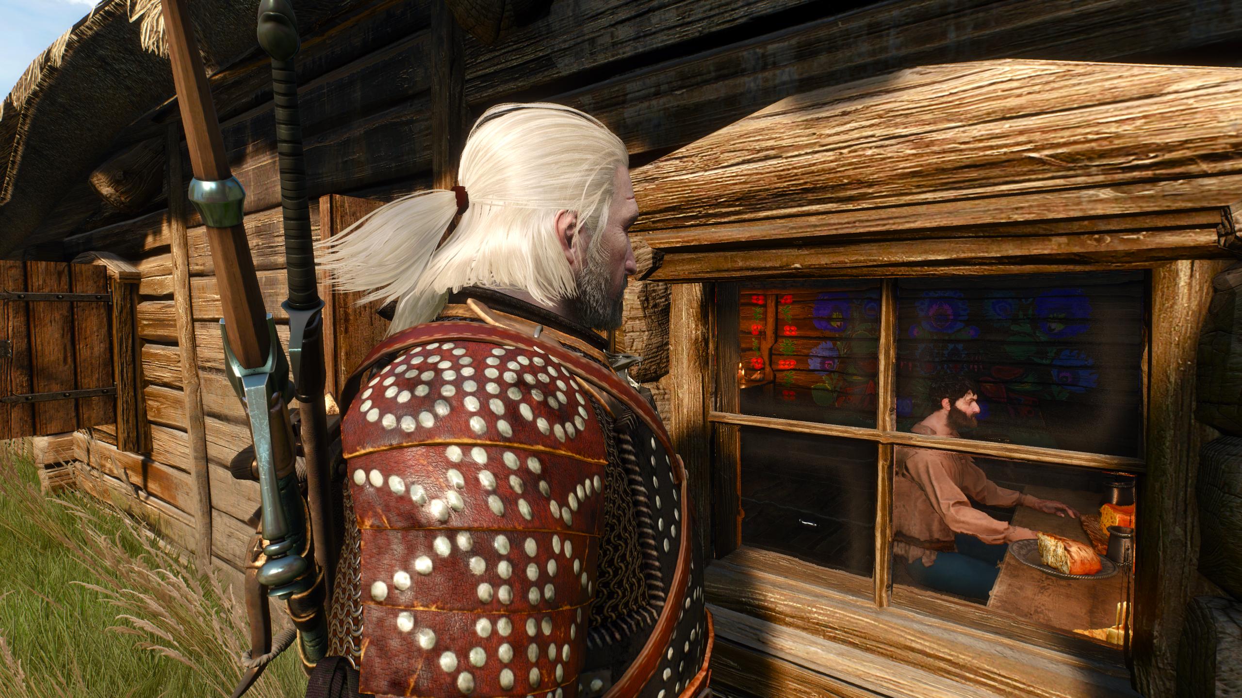 Геральт из Ривии к Ашоту пришёл - The Witcher 3: Wild Hunt