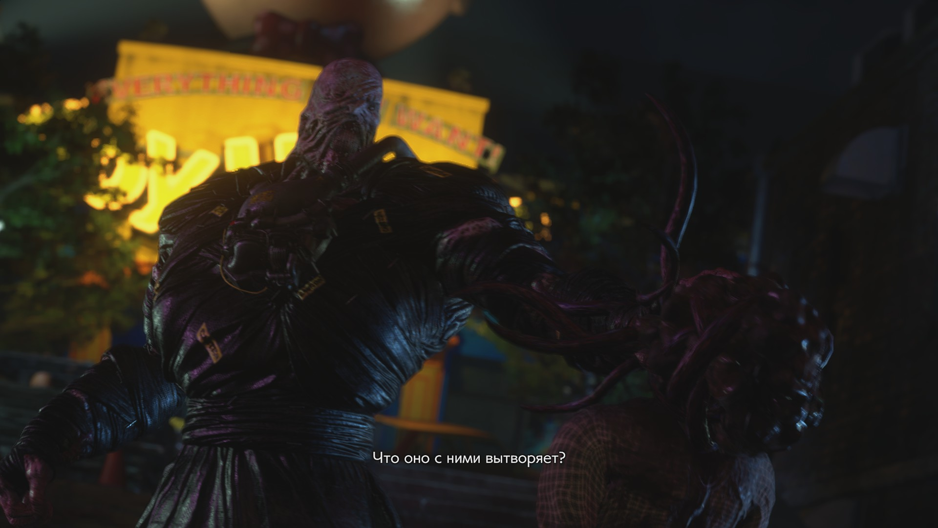 Добрый вечер - Resident Evil 3: Nemesis Немезис