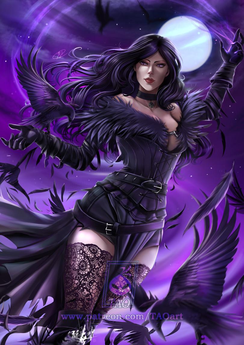 The-Witcher-фэндомы-Йеннифер-Witcher-Персонажи-5797886.jpeg - The Witcher 3: Wild Hunt