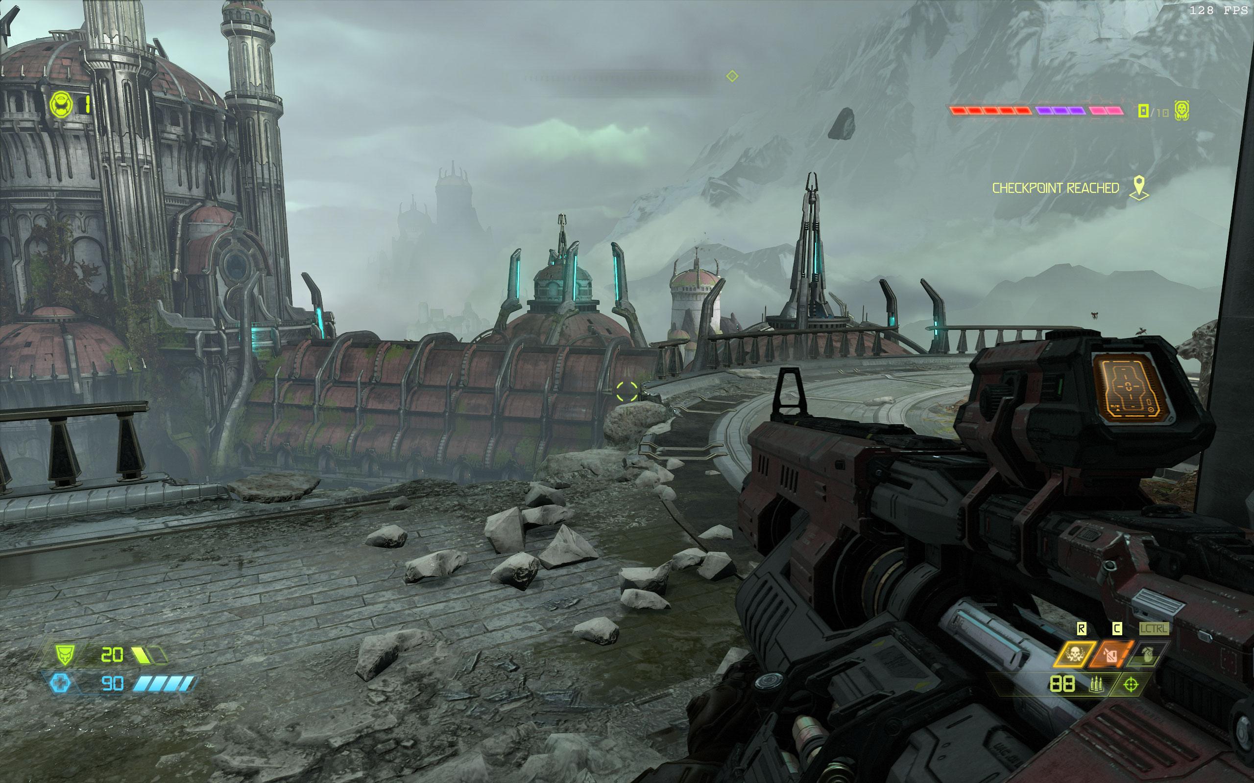 Геймплей - Doom Eternal