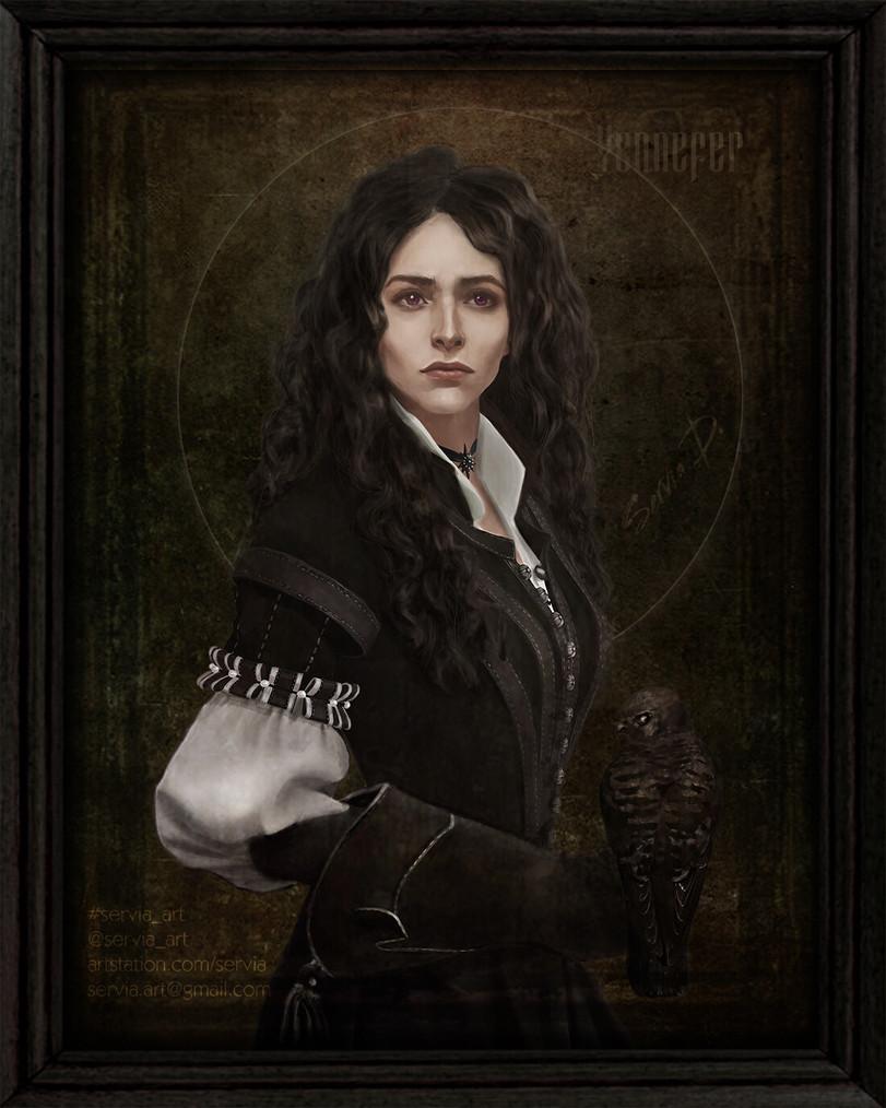 The-Witcher-фэндомы-Йеннифер-Witcher-Персонажи-5800695.jpeg - The Witcher 3: Wild Hunt
