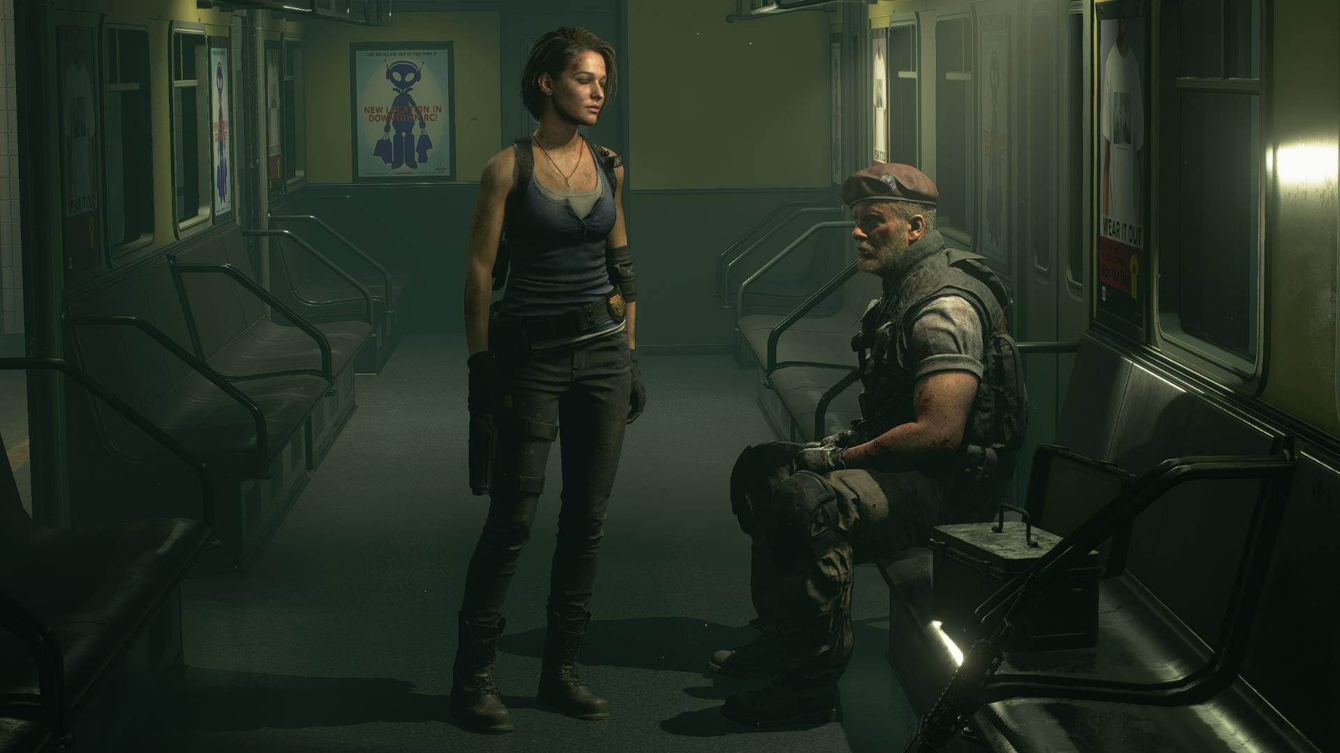 Resident Evil 3: Nemesis - Resident Evil 3: Nemesis