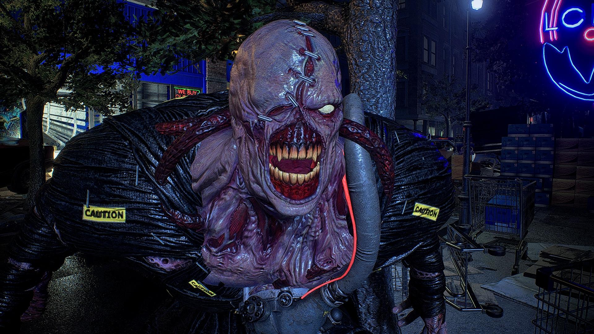 Screenshot2_ 2020.03.23.jpg - Resident Evil 3: Nemesis Джилл Валентайн, Немезис