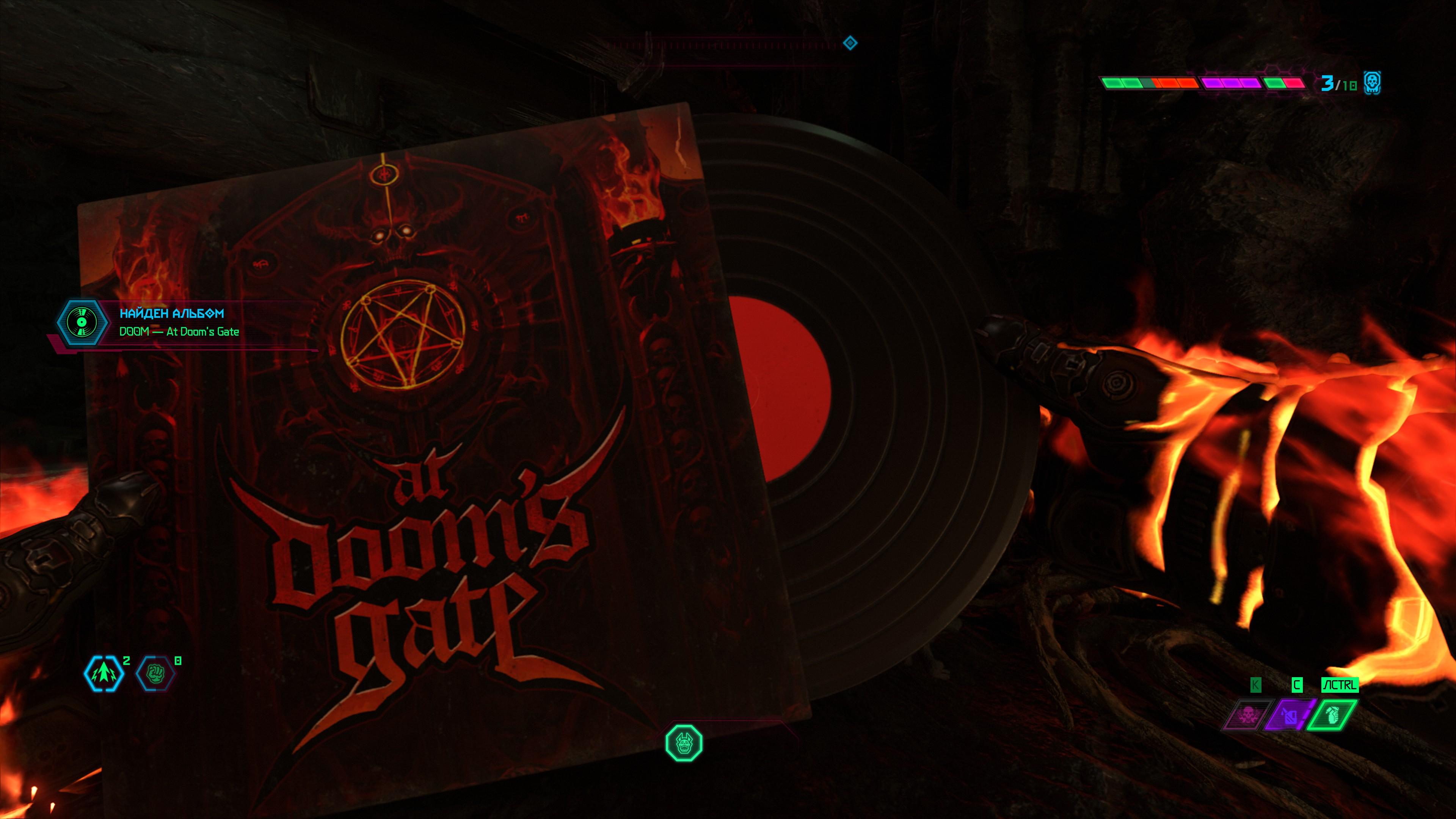 и ПОГНАЛИ В 4К на абсолютном кошмаре - Doom Eternal