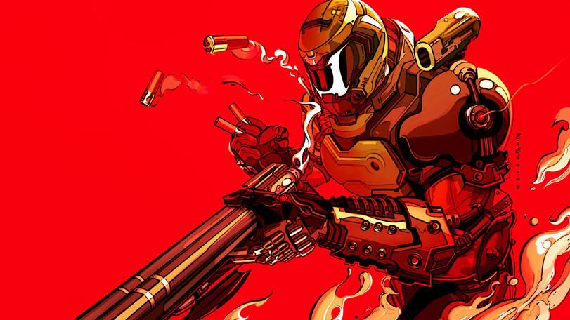 Doom-Eternal-Doom-(игра)-Игры-DoomGuy-5805486.jpeg - Doom Eternal
