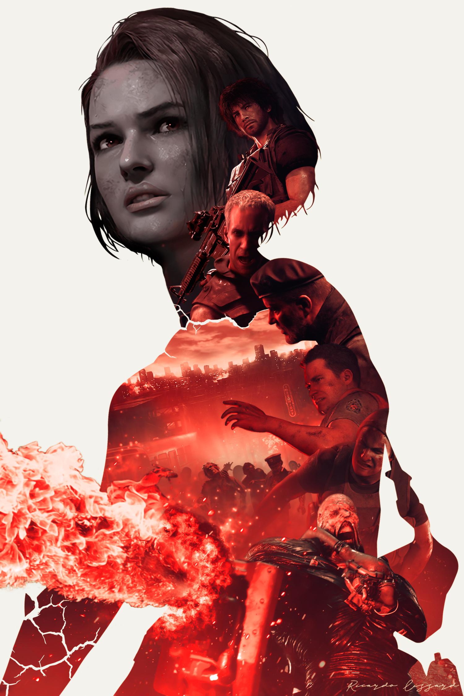 Resident Evil.png - Resident Evil 3: Nemesis