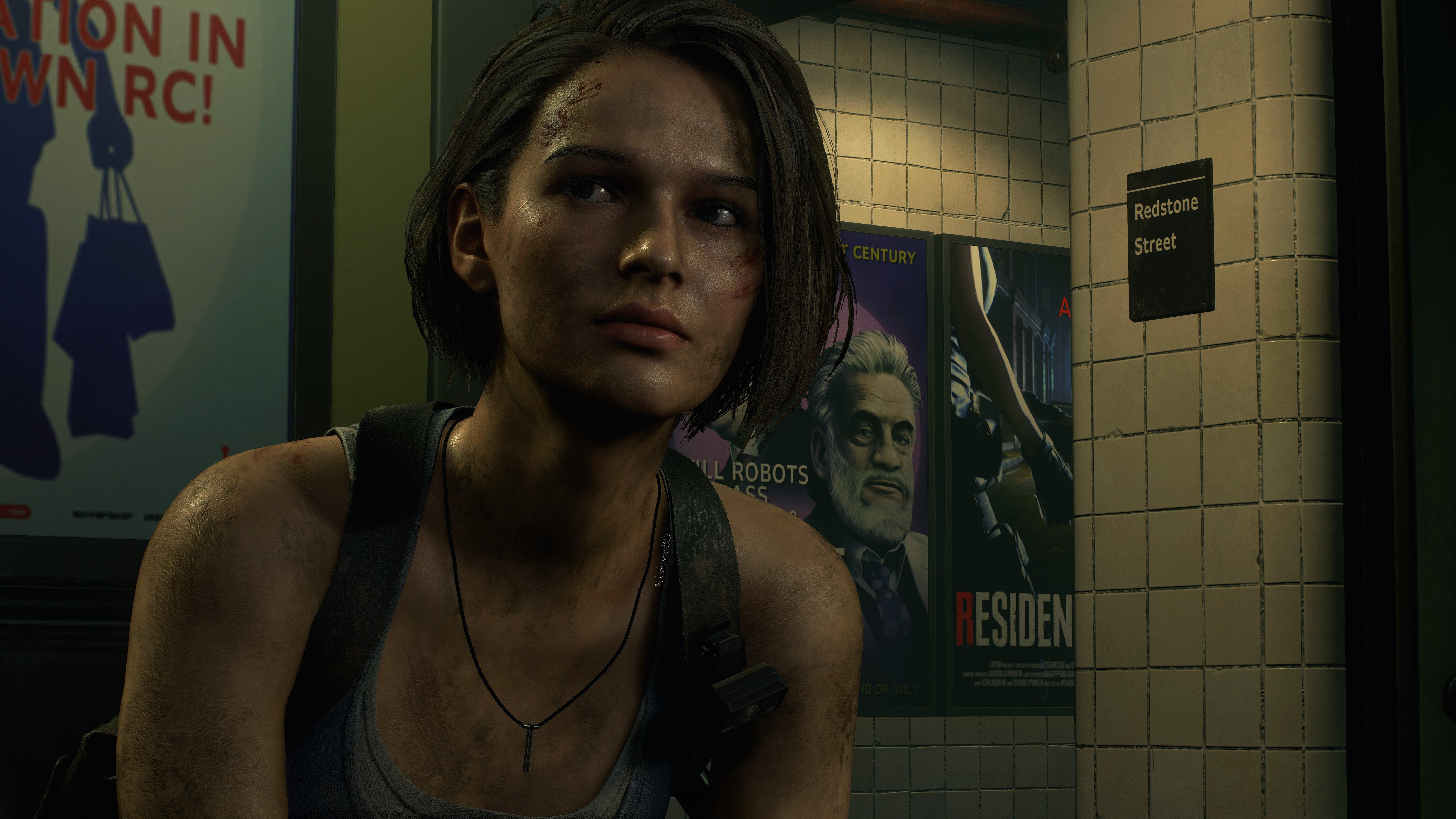 Resident Evil 3 Nemesis.jpg - Resident Evil 3: Nemesis 8K