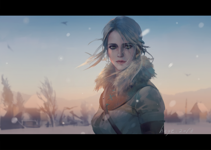 Цири-Witcher-Персонажи-The-Witcher-фэндомы-5807413.png - The Witcher 3: Wild Hunt