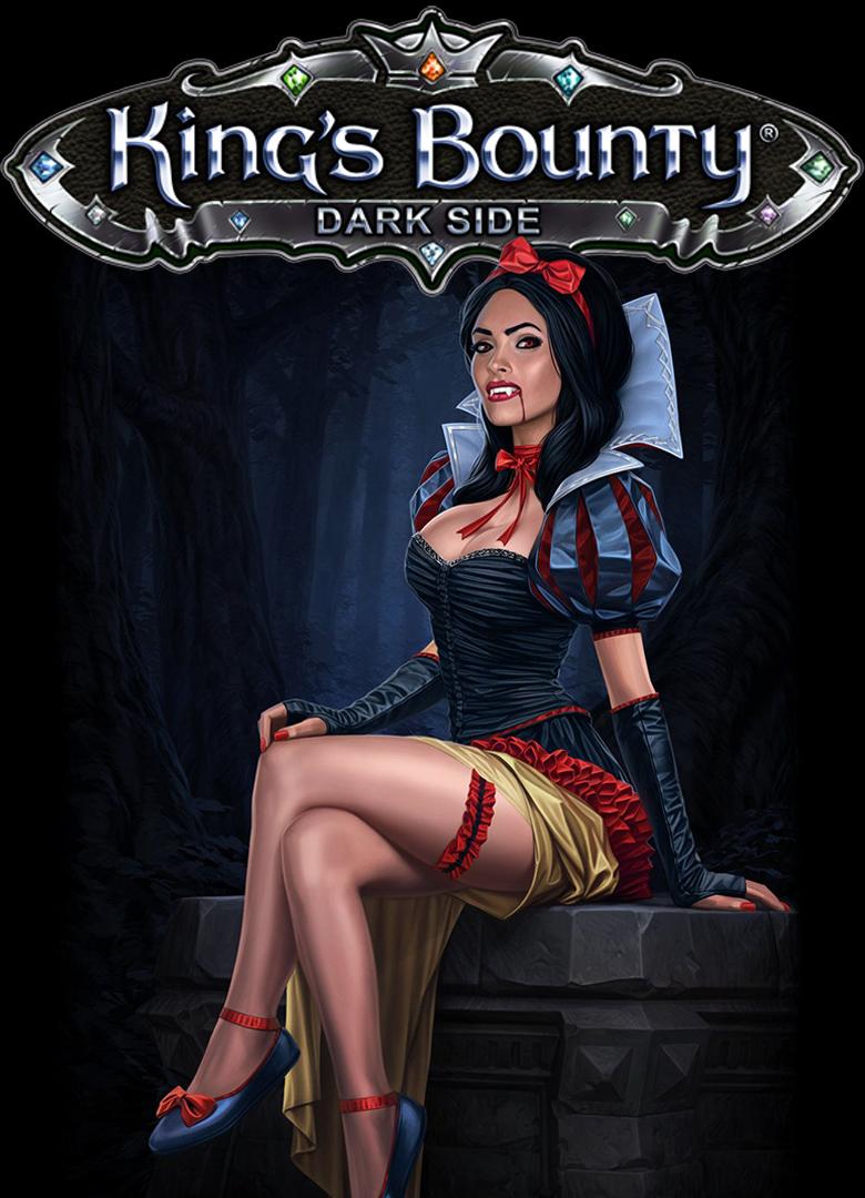 Обложка - King's Bounty: Dark Side