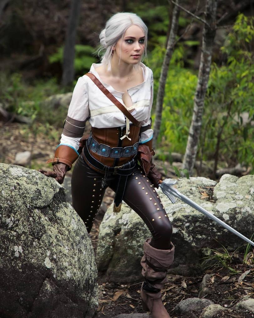 Nichameleon-nic_the_pixie-Цири-Witcher-Персонажи-5814447.jpeg - The Witcher 3: Wild Hunt