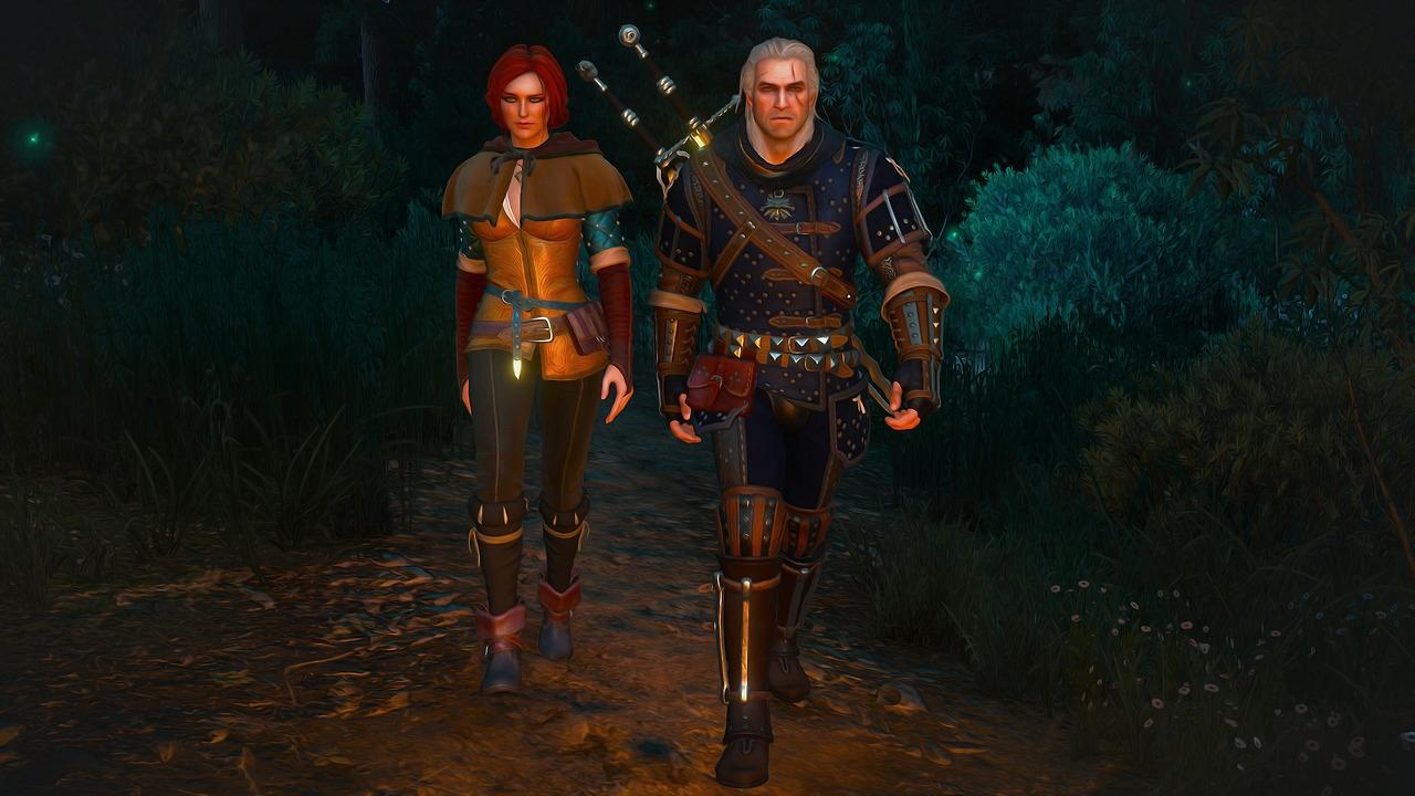 tZICWni5Dds.jpg - The Witcher 3: Wild Hunt