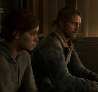 Галерея игры The Last of Us: Part 2