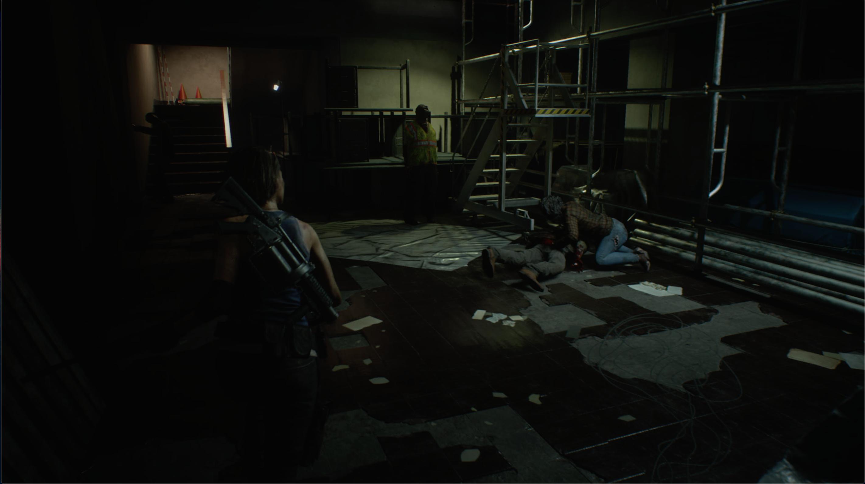 Геймплей - Resident Evil 3: Nemesis