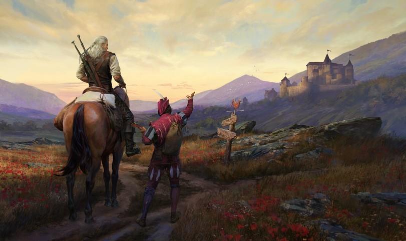 Геральт-из-Ривии-Witcher-Персонажи-The-Witcher-фэндомы-5826773.jpeg - The Witcher 3: Wild Hunt