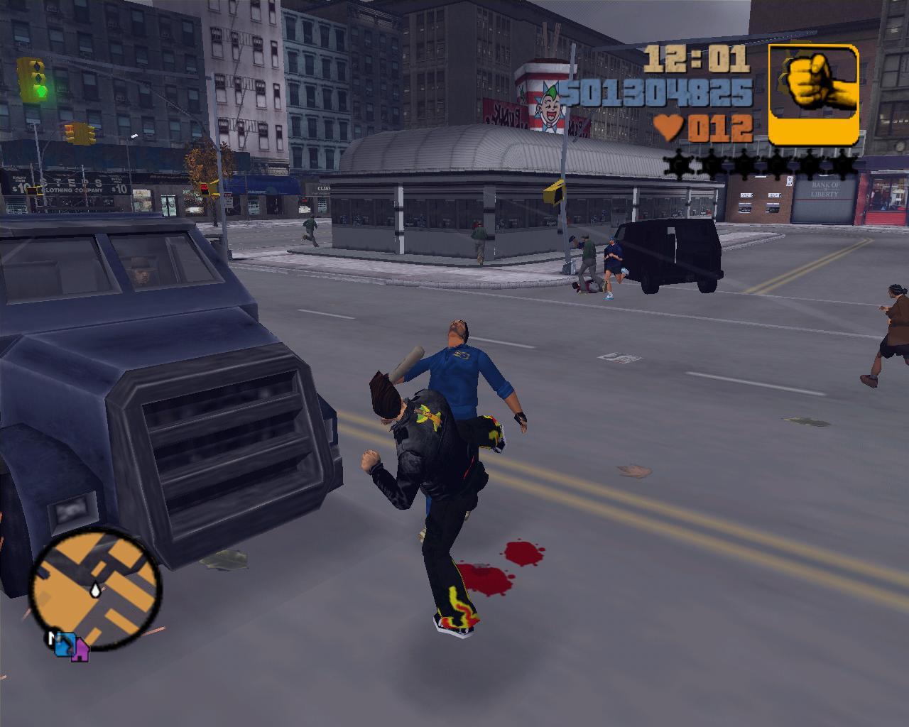 #2 - Grand Theft Auto 3