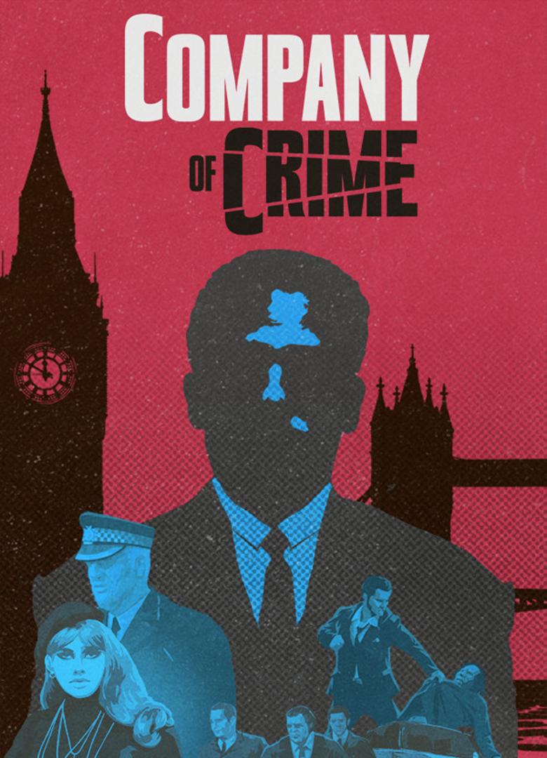 Обложка - Company of Crime