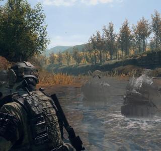 Галерея игры Tom Clancy's Ghost Recon: Future Soldier
