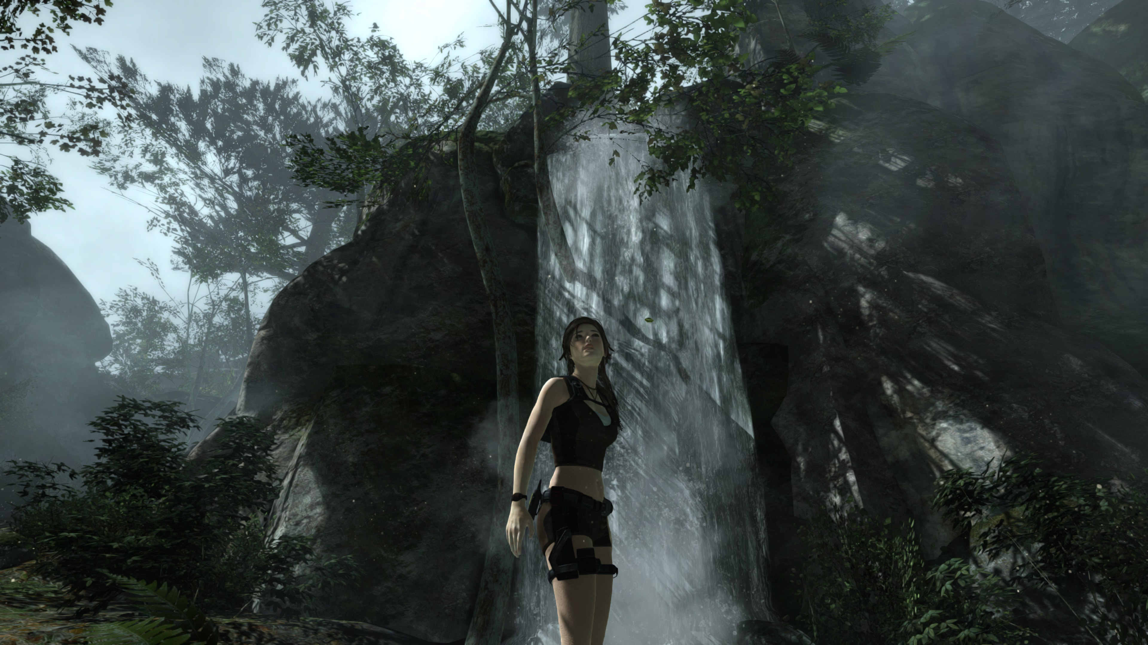 Tomb Raider 2013: Underworld shorts Lara mod - Tomb Raider (2013)