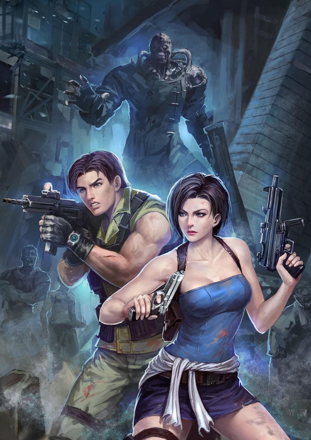 res - Resident Evil 3: Nemesis