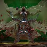 Mortal Kombat 11 Спаун и Терминатор на рок концерте