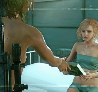 Галерея игры Metal Gear Solid 5: The Phantom Pain