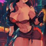 Streets of Rage 4 Blaze1